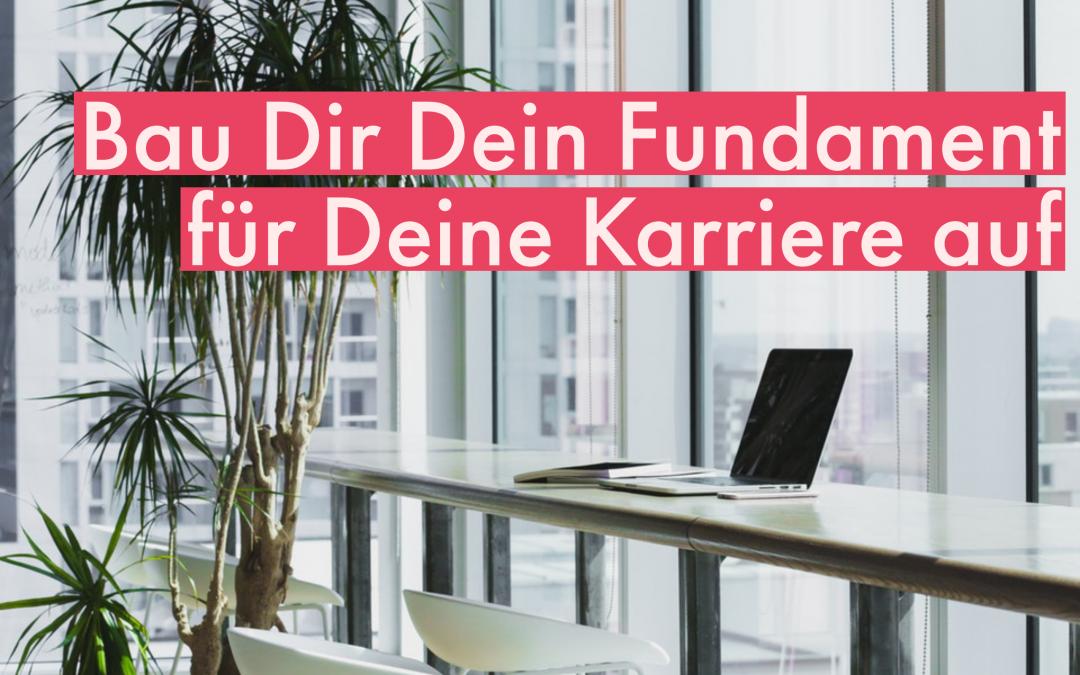 Bau Dir Dein Fundament für Deinen Erfolg auf – Interview mit Ramona Mayr von den Langhaarmädchen