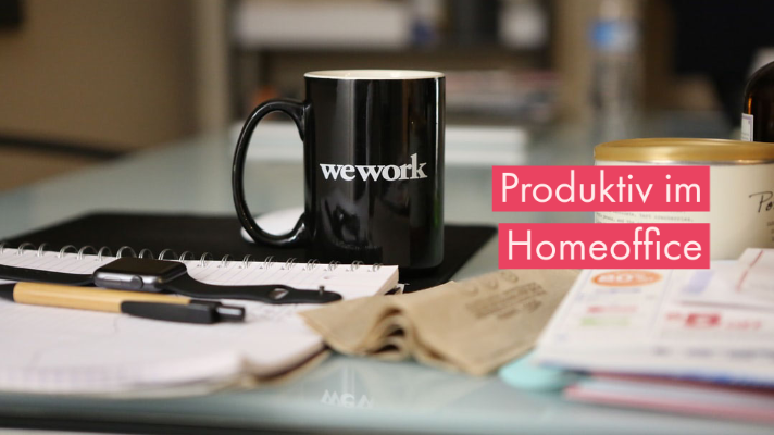 Produktiv im Homeoffice