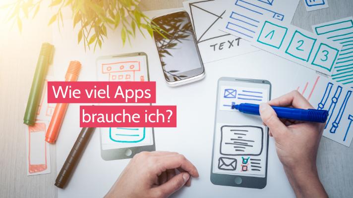Eine Frage am Tag: Wie viele Apps brauche ich?