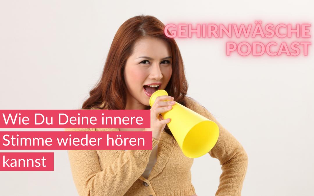 Deine innere Stimme hören